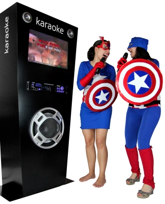 karaoke fiesta disfraces