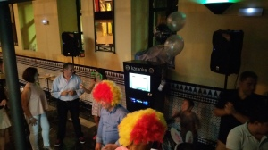 fiesta de karaoke valencia