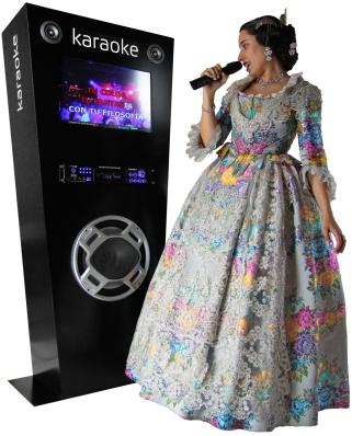 karaoke fallas