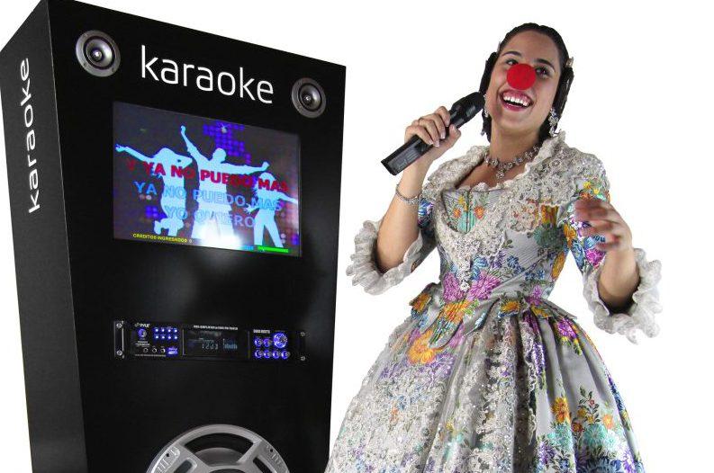 alquiler karaoke fallas