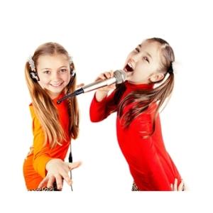 Niños-Karaoke