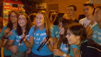 karaoke fallero
